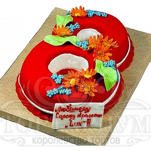 Торт сердце для мужа фото 8