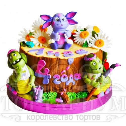 лунтик картинки на торт