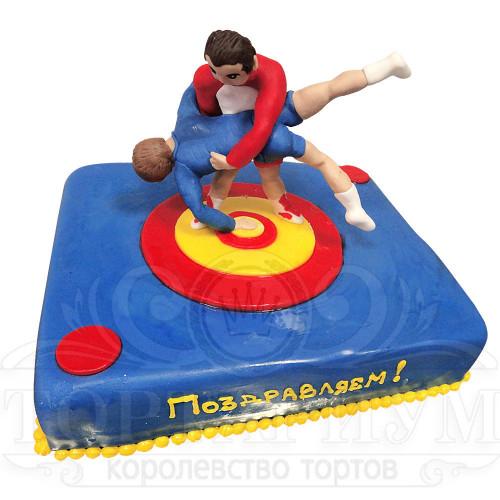 Поздравления с днем рождения для тренера по вольной борьбе