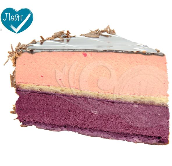 Чернично-земляничная начинка для торта