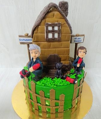 Торт для родителей