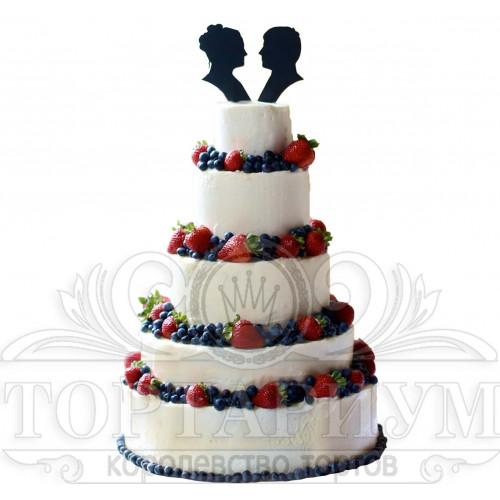 Свадебные торты с