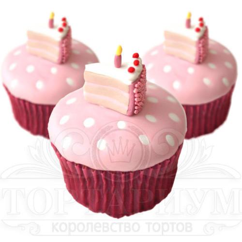 Капкейки с днем рождения девочке подростку